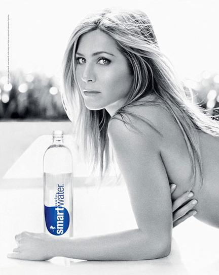Smart Water Jennifer Aniston Katie Holmes Actress Shows Skin For H