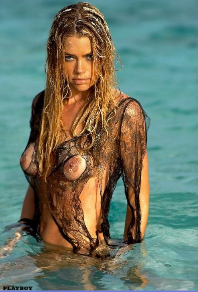 Born Denise Lee Richards on February 17th, 1971 in Illinois.  She graduated from El Camino High School in California.
