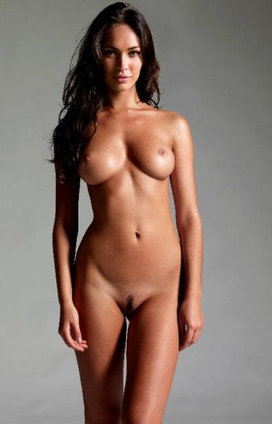 Hottest nude model on earth