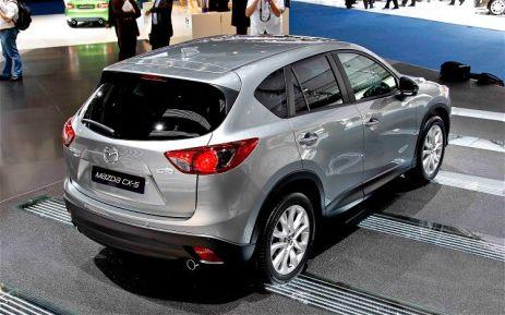 2013 Mazda CX-5 4
