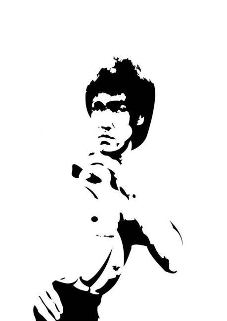 Bruce_Lee_Vector_by_Sfiber